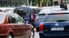"""""""Mă doare-n cot de voi!"""" Cum au fost suprinși în trafic doi șoferi din Capitală (VIDEO)"""