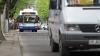 INEDIT: Absolvenţii unui liceu din Capitală au mers să întâmpine zorii cu un troleibuz (VIDEO)