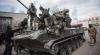 Trei militari ucraineni şi doi civili, răniţi în estul Ucrainei