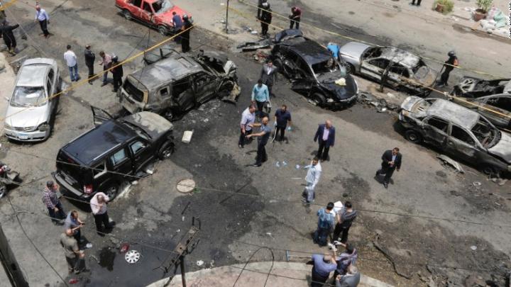 Procurorul general al Egiptului, UCIS într-un atentat cu bombă. Atacul a fost revendicat