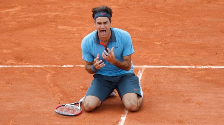 Roger Federer s-a calificat pentru a 11-a oară în sferturile de finală la Roland Garros