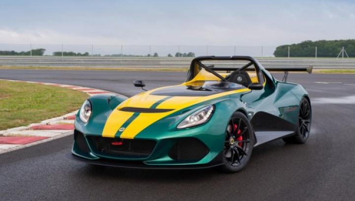 Compania Lotus a creat cel mai RAPID și mai SCUMP roadster din istoria sa (FOTO)