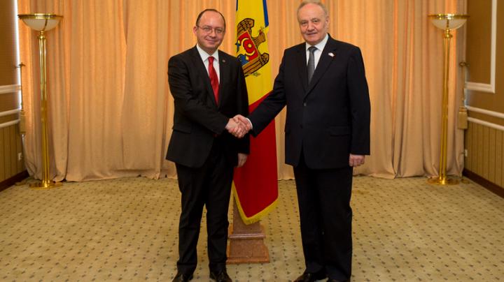 Ce a declarat ministrul Afacerilor Externe al României, Bogdan Aurescu, la întrevederea cu Nicolae Timofti