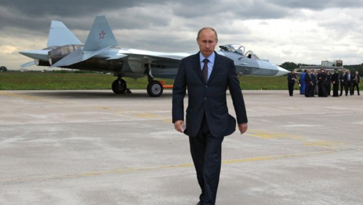 """DECLARAŢIE RĂZBOINICĂ! """"Putin are dreptul constituţional de a folosi forţa în străinătate"""""""