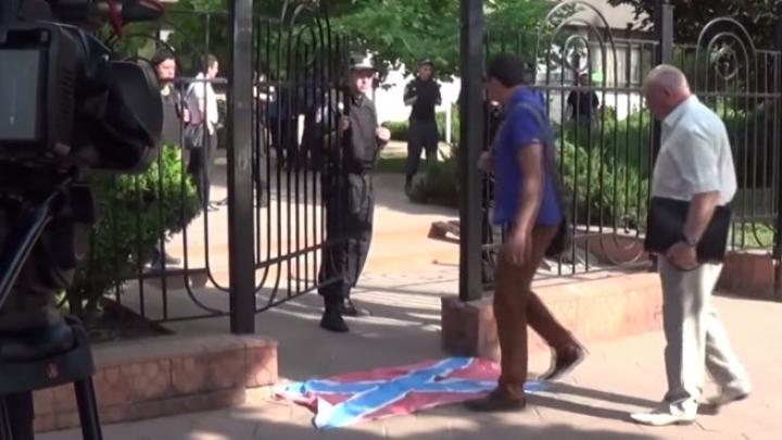 """EXPERIMENT! Cum au fost testaţi ucrainenii din Odesa dacă au """"sindromul separatismului"""" (VIDEO)"""