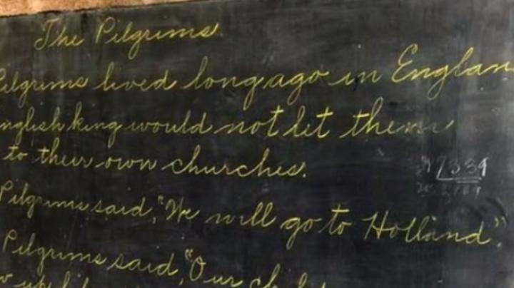 Descoperire INEDITĂ într-o școală! E vechi și are o valoare istorică (VIDEO)