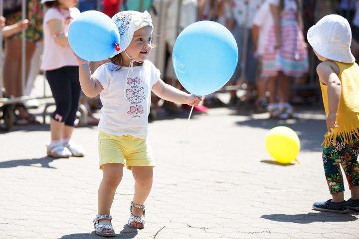 Cum au sărbătorit micuţii? O zi în lumea copiilor în IMAGINI IMPRESIONANTE