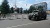 TENSIUNE în regiunea Zakarpatie. Coloane de tehnică militară sunt văzute periodic (VIDEO)