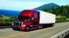 A zburat cu un camion, la propriu! Performanța demnă de Guinness Book a unui șofer (VIDEO)