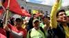 TENSIUNE în Ecuador! Mii de oameni protestează împotriva reformei fiscale