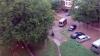 POTOPUL DE DUPĂ CANICULĂ! La Ungheni furtuna a doborât copaci, iar ploaia a inundat străzi (VIDEO)