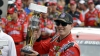 Kyle Busch a obţinut a treia victorie consecutivă în acest sezon pe circuitul de la Indianapolis
