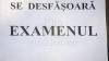 FRAUDE la examenul repetat la limba străină: Mai mulţi elevi au fost eliminaţi