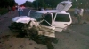 Accident tragic la Cahul. Cinci persoane au fost descarcerate de salvatori (VIDEO/FOTO)