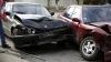 ACCIDENT DE LUX! ȘAPTE mașini au fost avariate GRAV din cauza unui șofer grăbit (VIDEO)