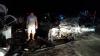 MOMENTUL în care a avut loc groaznicul accident de la Băcioi (VIDEO/FOTO)