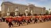 Palatul Buckingham, reşedinţa oficială a reginei britanice, şi-a deschis porţile