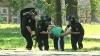 Demonstraţie de forţă şi pricepere la cântat. Unitatea militară 1003 din Bălţi şi-a sărbătorit aniversarea (VIDEO)