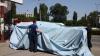 COD PORTOCALIU de caniculă în Moldova. Salvatorii au fost nevoiţi să instaleze corturi de prim ajutor