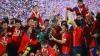 Nu s-au speriat că în echipa adversă joacă Lionel Messi. Chile a câştigat Copa America (VIDEO)