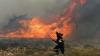 NO COMMENT! Atena, înconjurată de flăcări. Imagini cu Capitala Greciei acoperită de fum