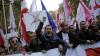 """""""Opriți Rusia!"""" Mii de georgieni protestează în Tbilisi față de acțiunile Kremlinului"""