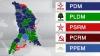 Culoarea politică a raioanelor din Moldova: PDM a obținut majoritatea pe țară