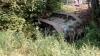 ACCIDENT-MONSTRU! Momentul în care un tanc se prăbuşeşte de pe platforma unui camion în mers