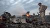 """""""Plouă cu oameni morţi"""". Imagini tulburătoare văzute imediat după căderea avionului MH17 în Ucraina"""