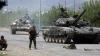 LUPTE GRELE pe malul Mării Negre! Un oraş-port este atacat cu tancuri şi artilerie grea (VIDEO)