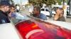 Bătăi, înjurături şi ameninţări cu arma! Momentele când şoferii din Moldova au folosit argumentul bâtei (VIDEO)