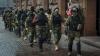 Cu ochii pe regiunea transnistreană. Naţionaliştii ucraineni au instalat un punct de control la graniţă