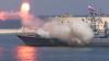 O rachetă rusească a luat foc și s-a prăbușit la doar câteva secunde după lansare (VIDEO)