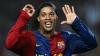 Ronaldinho, ovaționat minute în șir la prezentarea oficială la Fluminense