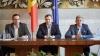 DECLARAŢIILE liderilor PLDM, PD şi PL după semnarea noului Acord pentru Integrare Europeană