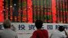 Bursele de valori din China înregistrează cel mai semnificativ declin din ultimii ani