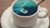 Lumea într-o ceaşcă de cafea! IMAGINI IMPRESIONANTE realizate de un designer