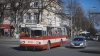 IMAGINI surprinse într-un troleibuz din Chişinău. Călătorul este indignat (VIDEO)