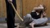 GROAZNIC! O tânără din Capitală, bătută cu picioarele și arsă cu țigara de propriul iubit (VIDEO)