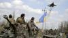 Soldaţi ucraineni, ucişi în Donbas. SUA trimit mai mulţi instructori militari pentru ucraineni