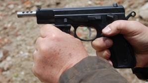FILMUL INTEGRAL al împuşcăturilor de la Botanica. IMAGINI NECENZURATE din timpul incidentului armat