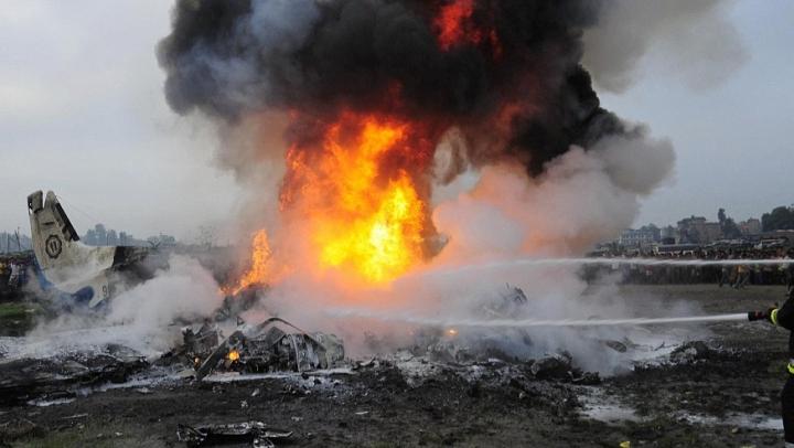 ACCIDENT GROAZNIC: Două avioane s-au PRĂBUŞIT deasupra statului american Carolina de Sud