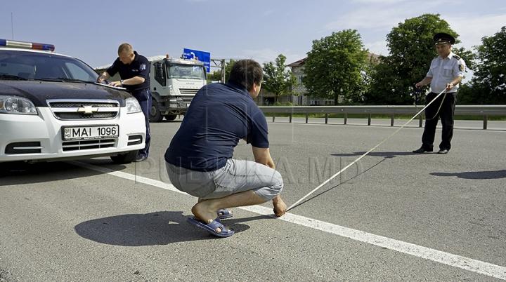 SENTINŢĂ DURĂ pentru un şofer. A accidentat MORTAL o femeie şi a fugit de la faţa locului