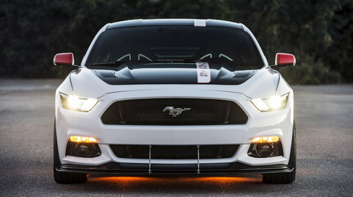Mustang Apollo Edition, sportcarul care-l va face pe proprietar să zboare