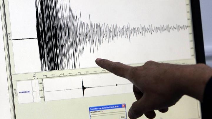 Cutremur cu magnitudinea de 5,5 grade pe scara Richter în largul Oceanului Pacific
