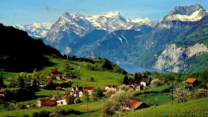 Primești 25 de mii de euro pentru a te muta în Elveţia. Care sunt condiţiile
