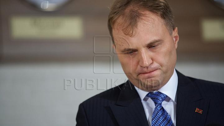 Promisiunea lui Şevciuk, greu de respectat. DEFICITUL bugetar de la Tiraspol depăşeşte UN MILIARD DE RUBLE