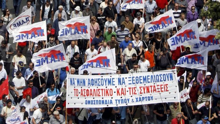 Ce acţiuni trebuie să întreprindă urgent Grecia pentru a primi ajutorul de la creditori