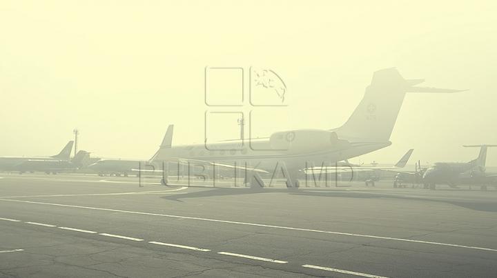 ALERTĂ la un aeroport! Toate cursele aeriene care urmau să decoleze au fost anulate