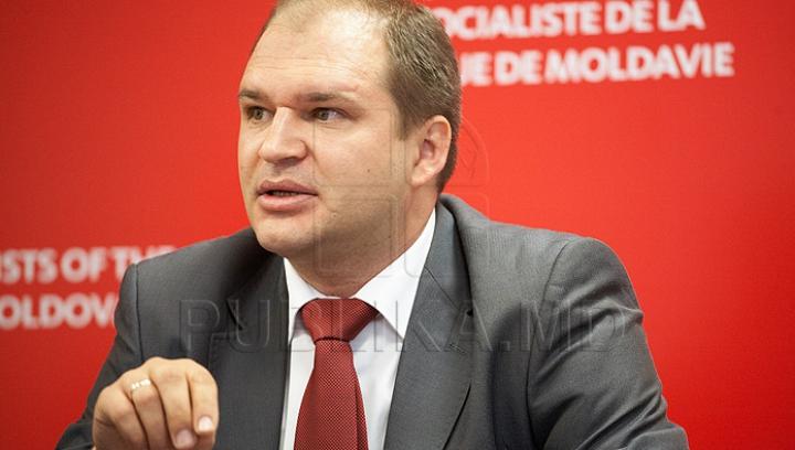 Ion Ceban, după afişarea rezultatelor preliminare: Ne vedem în turul II. Îl chem pe contracandidatul meu la dezbateri publice zilnice